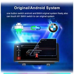 Image 5 - Snapdragon 8 Core מעבד 4 + 64G רכב מולטימדיה עבור BMW F25 F26 2011 2016 GPS רדיו אנדרואיד 10.0 WIFI BT IPS מגע 1920*720 4G LTE