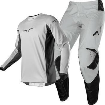 Nowy 2020 180 Prix MX Blue Gear Combo ATV Off-motocykl szosoway Motocross męskie spodnie Jersey tanie i dobre opinie fastrider Gear Set Poliester i bawełna Mężczyźni white blue grey orange red black S(30) M(32) L(34) XL(36) XXL(38)
