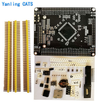 STM32F4 development board  ARM Cortex M4 STM32F407ZE ZG 417ZE ZGT6 LQFP144 pin MCU controller  Empty board DIY Kit 1PCS ZL-07 цена 2017