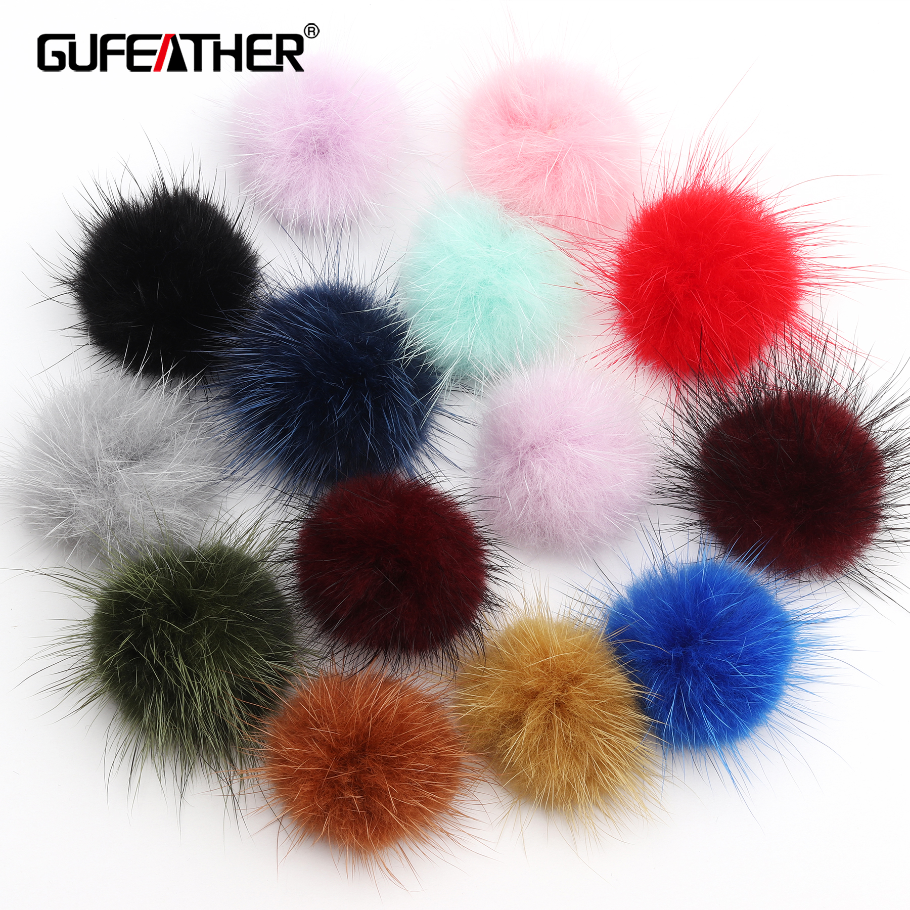GUFEATHER L201,tassels,fur Tassel,hand Made,jewelry Findings Components,jewelry Making,diy Earring,jewelry Accessories,10pcs/lot