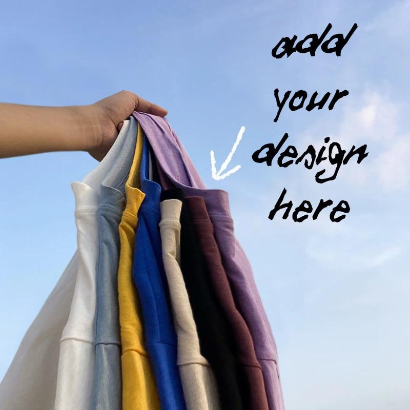 Polyester Sneldrogende Mannen Met Lange Mouwen T-shirts Custom Uw Als Ontwerp Of Foto Lente Herfst Unisex Casual Basic Ondergoed