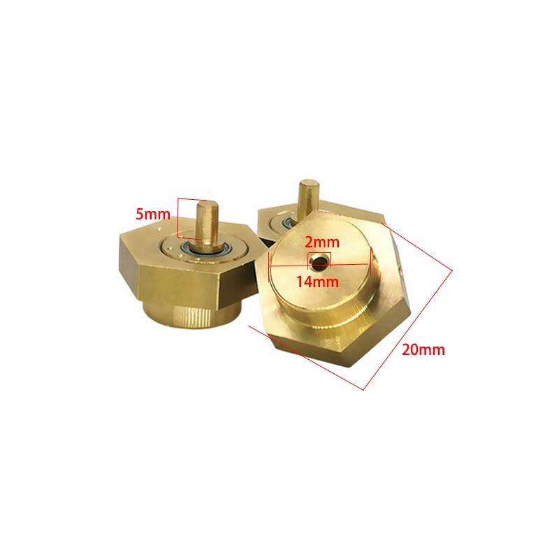 Brass Cam Wheel Bearing Tattoo Machine Part Accessories Adjustable Stroke Rotary Tattoo Machine