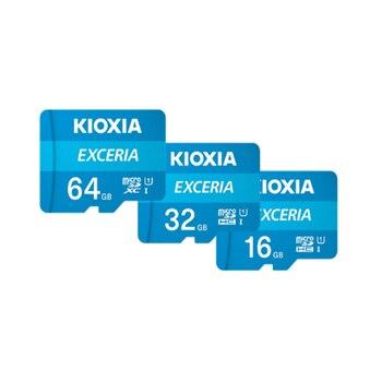 Kioxia Micro SD Card 256GB 128GB 32GB 64GB 16GB TF Card Memory Card MicroSD Flash Cards microSD Mini Card for Phone