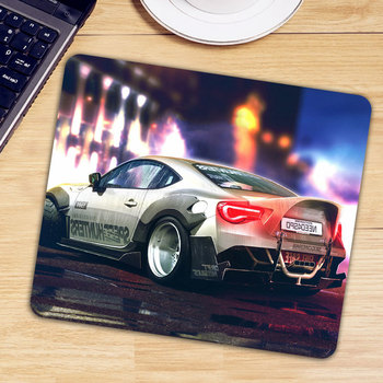 Gift Car Gaming Mouse Pad Desk Keyboard Mause Mice Mat Anti-slip Natural Rubber PC Computer Gamer Mousepad image