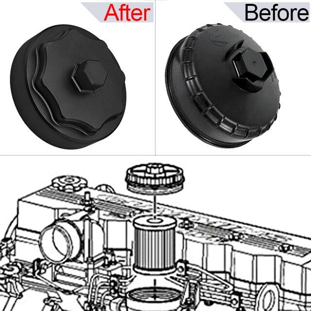 топливный фильтр корпус крышка масляный гаечный ключ для dodge фотография