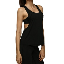 Women\s Sports Tops T-Shirt Yoga Fitness Sleeveless Tank