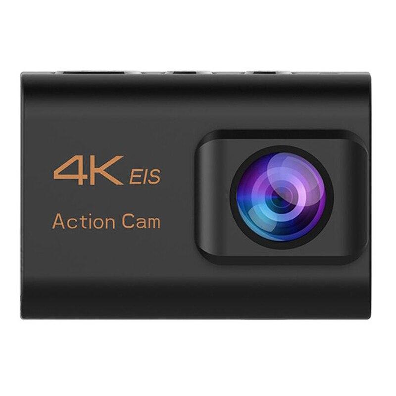EIS 3 осевая умная камера Wifi с дистанционным управлением, воздушная камера 4K, Экшн камера 20MP 2in LCD спортивная водонепроницаемая камера|Компактные видеокамеры|   | АлиЭкспресс