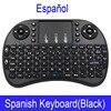 Spanish No Backlit