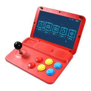 10 Inch Video Game Console Joystick Arcade Nostalgic Game Console RK3326 Quad-core 1.3GHZ Built-in 5000 Classic Games