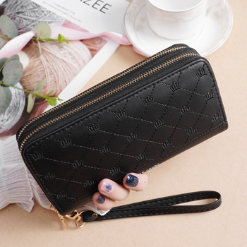 Long Womens Wallet Female Purses Tassel Coin Purse Card Holder Wallets Pu Leather Clutch Money Bag