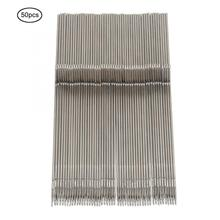 50Pcs Steel Knitting Machine Sewing Needles Weaver Accessories Fit for KR830 KR8