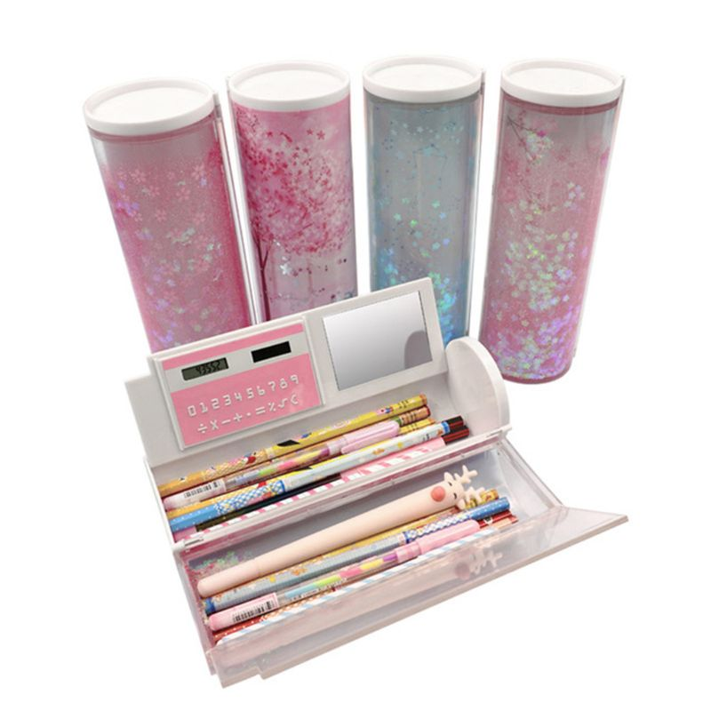 Kawaii Pencil Case Estojo Escolar NewmeBox Cute Piornik School Supplies Szkolny Estuche Material Escolares Kalemlik Kalem Kutusu