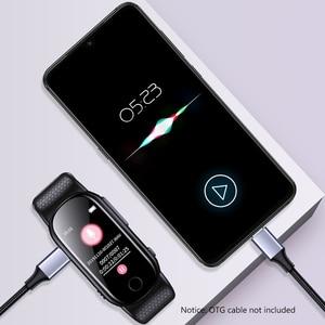 Image 3 - Savetek Fashion Polsband Armband Spraakgestuurd Mini USB Pen 8 GB Digital Audio Voice Recorder Sport Stappenteller Voor Lezingen
