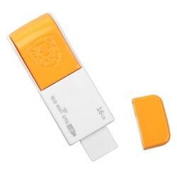 Druga generacja Wifi 150 mb/s U001 bezprzewodowa pamięć USB WIFI Mini OTG dysk flash USB OTG U dysk USB Adapter 16G|Zestawy akcesoriów do telefonów komórkowych|   -