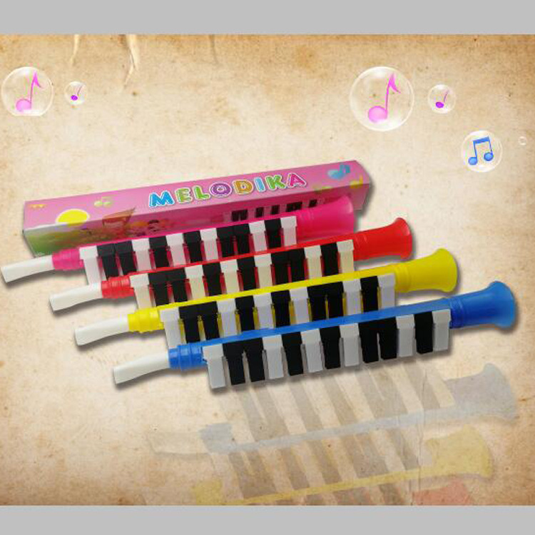 Manufacturers Direct Selling 13 Key Hamonica Organ Students CHILDREN'S Melodica Musical Instrument Toy Black And White Keys Hamo