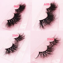 25mm lashes in bulk fluffy eyelashes light box fast ship for wholesale various boxes for choice custom personal package label