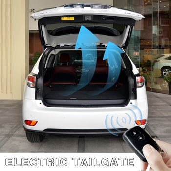 Car smart electric tailgate for LEXUS RX boot flap trunk sensor open rear tail door power operat tailgate lift give foot sensor