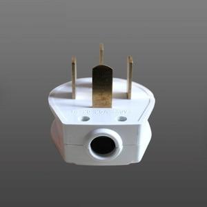 Image 3 - 10A/16A/25A 250V/440V Drie Fase Vier Draad En Enkele Fase Drie Pole Diy industriële Stekker Socket Surface Mount Outlet