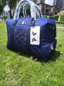 Новая сумка для гольфа boston, вместительная сумка для одежды, дорожная сумка для мужчин, сумка для хранения, сумка для гольфа с черепом, модная ...