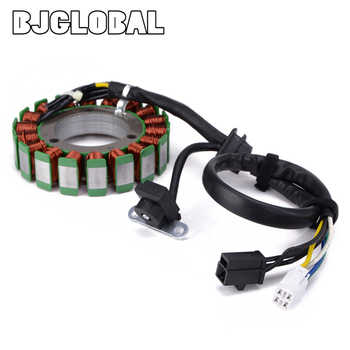 Engine Generator Magneto Stator Ignition Coil For Arctic Cat 0802-056 3323-200 XC450 EFI XR500 ATV 400/450/500 ALTERRA 400 500