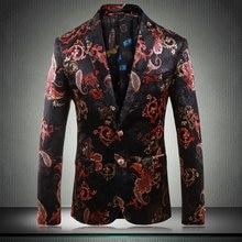 Модный мужской блейзер markyi куртка новинка 2020 высококачественный