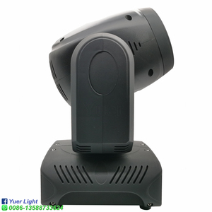Image 4 - Projecteur de lumière à tête mobile 100W LED avec faisceau de lavage, Cree 4 en 1, 6 pièces de lumière pour Disco DJ lampe à LED