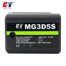 Kaitian 5800 мАч перезаряжаемая литиевая батарея для 3d 12 линий
