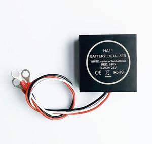 Image 5 - ECUALIZADOR DE batería de 24V, balanceador, HA11, puede mostrar voltaje vía teléfono móvil para batería de plomo y ácido de 12V conectada en serie