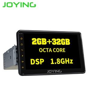 """Image 5 - 7 """"Android 8.1 Radio samochodowe Stereo Octa Core nawigacja GPS 2GB + 32GB uniwersalny głowy wbudowana jednostka DSP lustro link nie DVD FM odtwarzacz"""