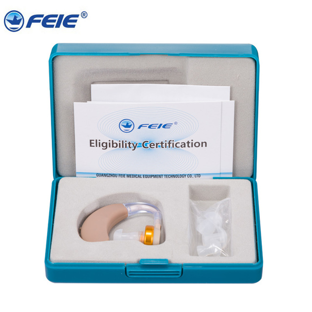 Personal Hearing Aid Cheap Ear Machine Price S-138 bte hearing aid hearing  Christams gift Drop Shipping 5