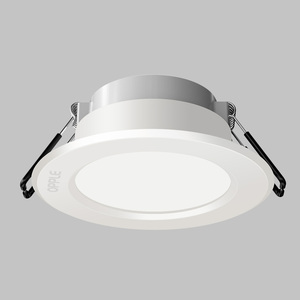 Image 4 - Xiaomi OPPLE LED Downlight 3W 120 Degree Round Recessed Lamp Warm/Cool White Led Bulb Bedroom Kitchen Indoor LED Spot Lighting
