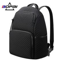 BOPAI 2019 new fashion waterproof wild lightweight travel large capacity backpack ladies bags backpack women