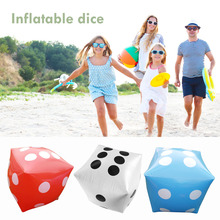 Dice-Toy Casino Entertainment-Prop Poker-Party-Decorations Playing-Games Inflatable 35cm