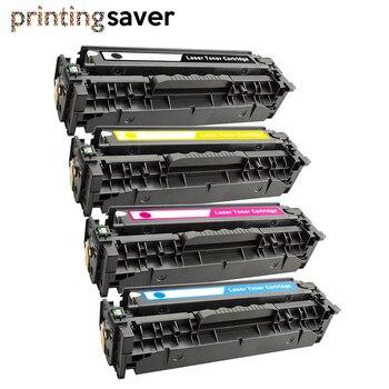 4x 312X 312A CF380X CF380A CF381A CF382A CF383A Toner Cartridge Compatible for HP Color LaserJet Pro M476dn MFP M476dw MFP