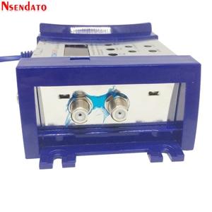 Image 2 - AV04HB Modulator Digital HD AV zu RF Modulator AV zu RF TV Empfänger Konverter VHF UHF PAL/NTSC Standard tragbare Modulator