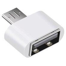 1 Pz Nuovo Connettore Adattatore Universale Mini Micro A USB 2.0 OTG Per Telefono Cellulare Android USB 2.0 Adattatore Cavo OTG