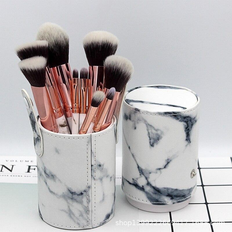10pcs/lot Makeup Brushes Set Eye Shadow Foundation Powder Eyeliner Lip Make Up Brushes Women Cosmetic Makeup Tools Set