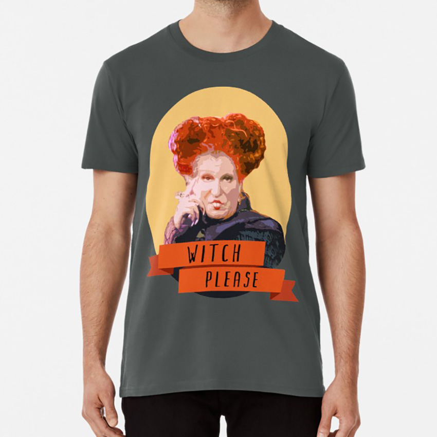 Witch Please Winifred <font><b>Sanderson</b></font> T <font><b>shirt</b></font> witch please witch winifred <font><b>sanderson</b></font> sisters hocus pocus halloween funny orange image