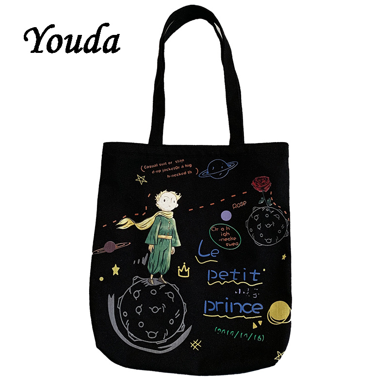 Youda Original Fashion Women Handbags Classic Ladies Shopping Bags Cute Girl's Shoulder Bag Female Totes Casual Style Handbag