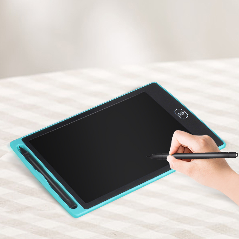 Children Ultra-Thin Portable Waterproof Drawing Board LCD Eye Protection LCD Screen With Anti-Clear Feature Educational Writing