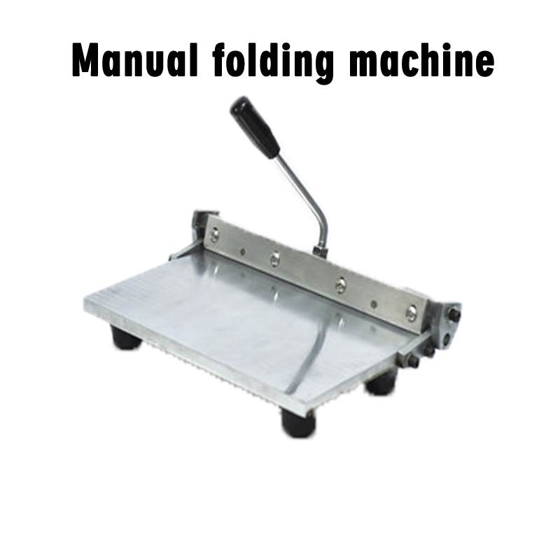 Manual bending machine 12 inches use of wallet and handbag and leather factory in Bending Machinery from Tools