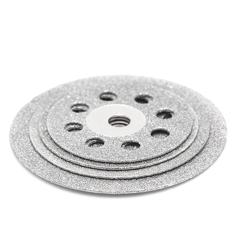 5pcs Diamonte Cutting Disc Grinding Wheel Drill Circular Saw Blade Wood Tool
