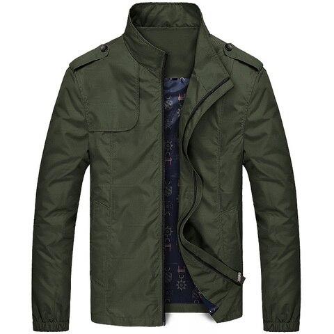 New Jacket Men Fashion Casual Loose Mens Jacket Sportswear Bomber Jacket Mens jackets men and Coats Plus Size 2019 Islamabad
