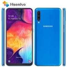 Samsung galaxy a50 a505u a505f remodelado-origina android celular 6.4
