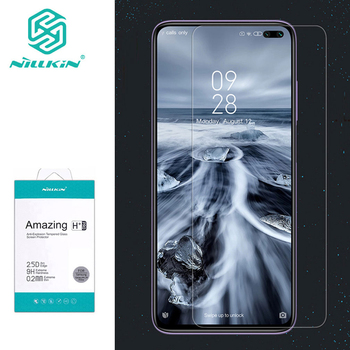For Xiaomi Poco X3 NFC Tempered Glass NILLKIN Amazing H/H+Pro Anti-Explosion Glass Screen Protector For Xiaomi Poco X3 NFC