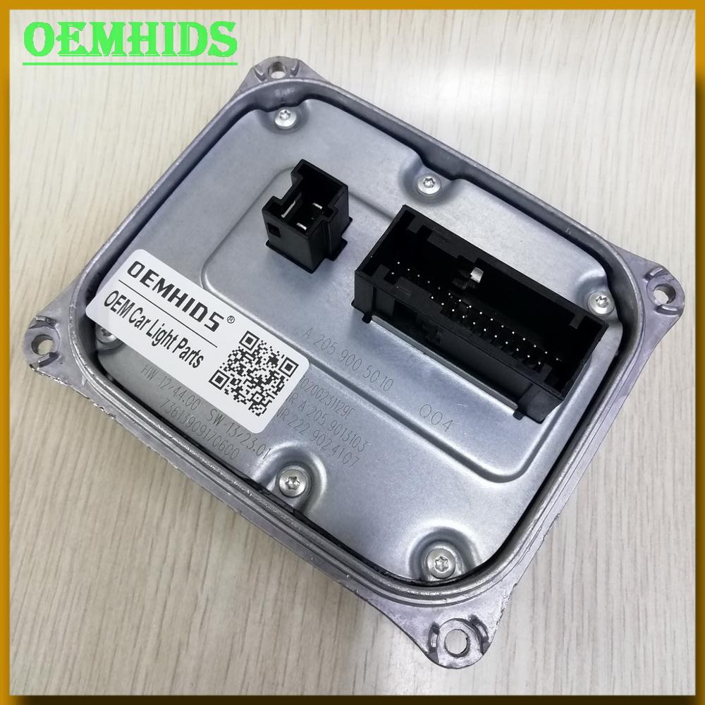 A2059005010 W205 LED Ballast OEMHIDS Brand New China Headlight Control Unit For 14-18 C-Class W205 S205 C205 A205 900 5010