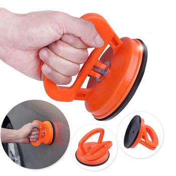 Samochód usuwacz wgnieceń 11 5CM duży poziom ssania puchar ściągacz przyssawka do szkła narzedzia samochodowe Ferramentas przyssawka Pull narzędzie do usuwania samochodów towarów tanie i dobre opinie CN (pochodzenie) DZ-B240 orange ABS + Rubber 96 * 115mm suitable for home shop garage or workplace Car sagging maintenance