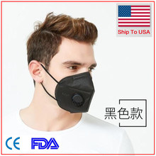 Mask-n95 ffacemasks พร้อม FILTER ล้างทำความสะอาดได้ mascarillas FP2 reutilizable ffp3mask kf94mask #95(China)