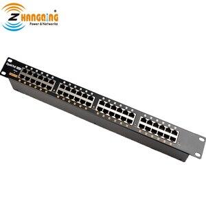 Image 5 - GPOE 24B ラックマウントロードバランシング 48 ギガビット PoE インジェクタ 12V 120 ワット電源 ip カメラネットワークと CCTV 設定 PoE