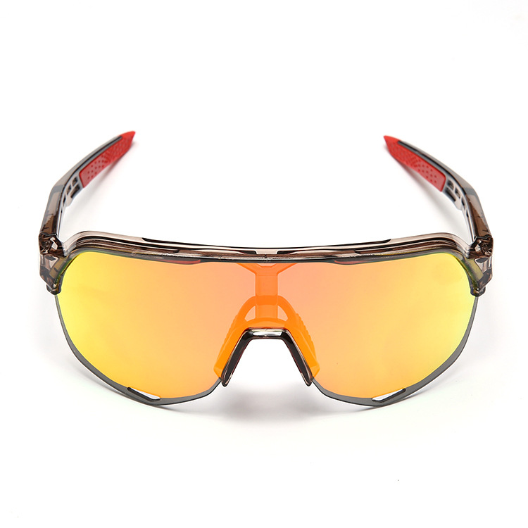 100% Speedtrapcraft Polarized Light Glasses For Riding Bicycle Comprehensive Coatings TR90 Sports Goggles/S2